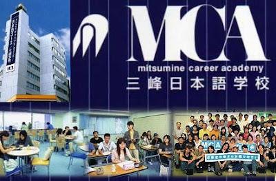 trường Nhật Ngữ MCA ở Nhật Bản