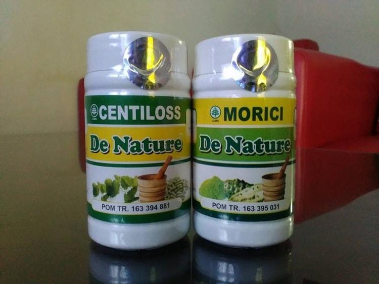 obat penyakit arteri perifer herbal de Nature