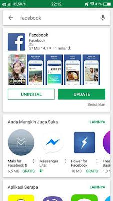Cara buat akun facebook lewat hp Dengan gmail