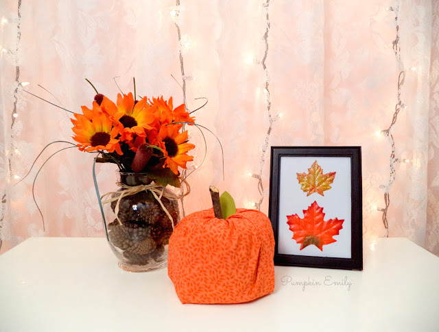 3 DIY Fall Room Decor Ideas