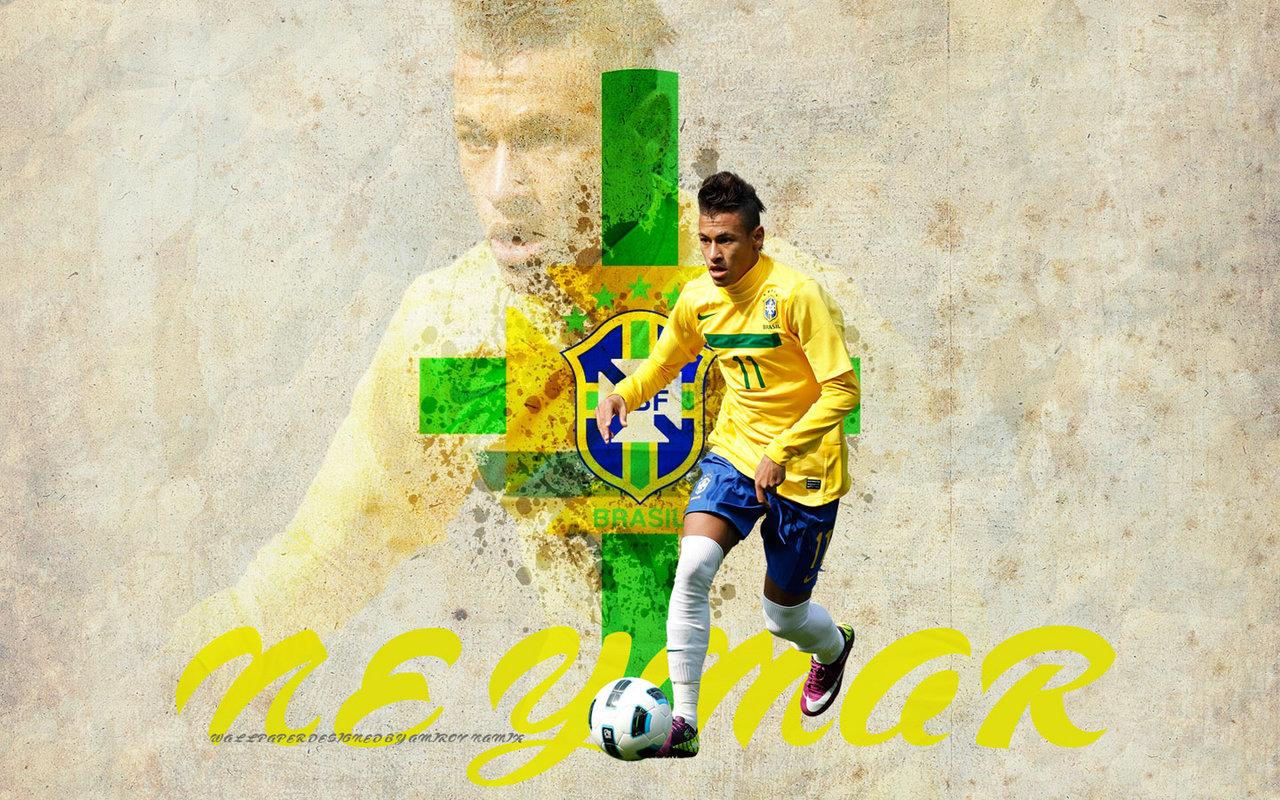 Football wallpapers neymar wallpapers - Neymar brazil hd ...