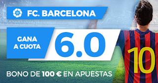 Paston Megacuota Liga Santander: Valencia vs Barcelona 26 noviembre
