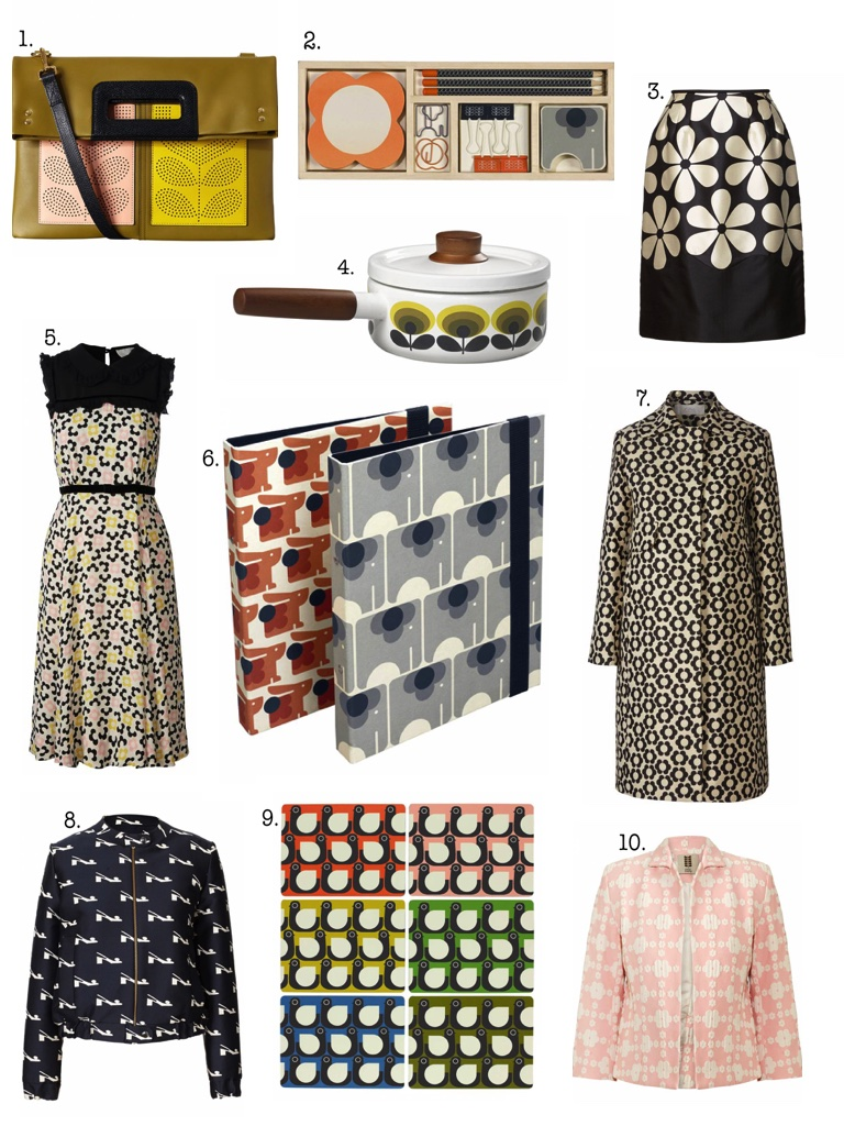 34a758a58024 Orla Kiely is once again back at BrandAlley. There are definitely some  really awesome past-season deals