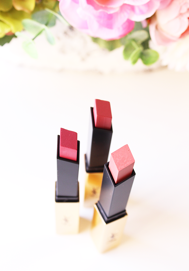 Rouge Pur Couture The Slim, la barra de labios mate de YSL que me ha conquistado
