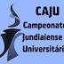 2ª edição do CAJU será em maio. Inscrições até sexta-feira