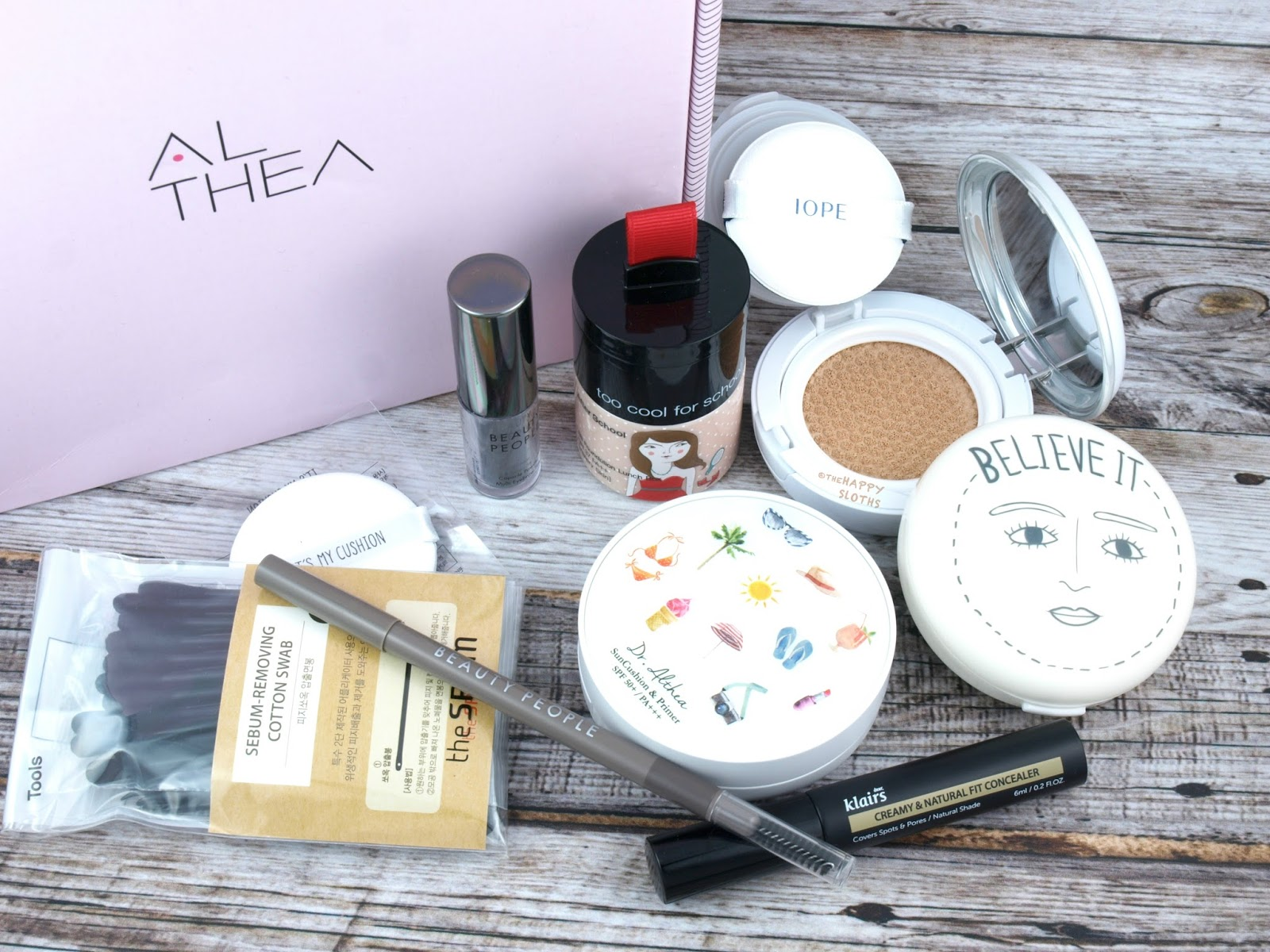Althea Korea | Korean Beauty Haul