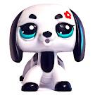 Littlest Pet Shop Walkables Dachshund (#2365) Pet