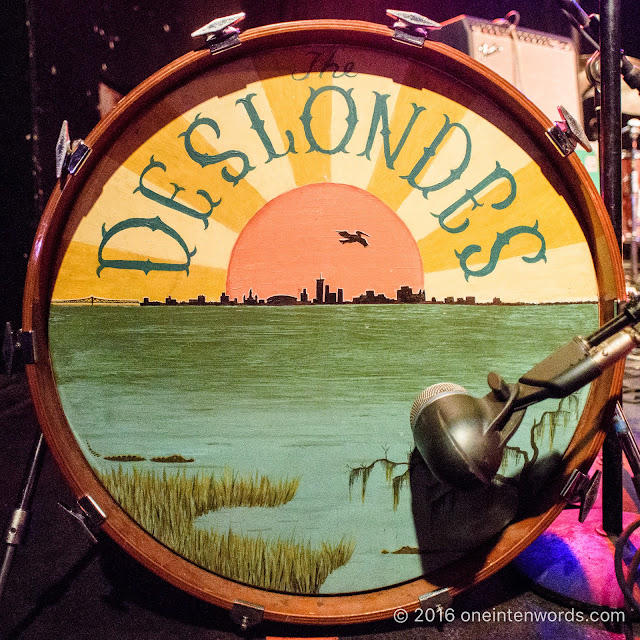 The Deslondes at Lee's Palace for The Toronto Urban Roots Festival TURF Club Series September 17, 2016 Photo by John at One In Ten Words oneintenwords.com toronto indie alternative live music blog concert photography pictures