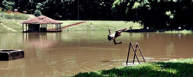 Engenheiro Beltrão: Prefeitura alerta para risco de afogamentos no Parque da Gruta