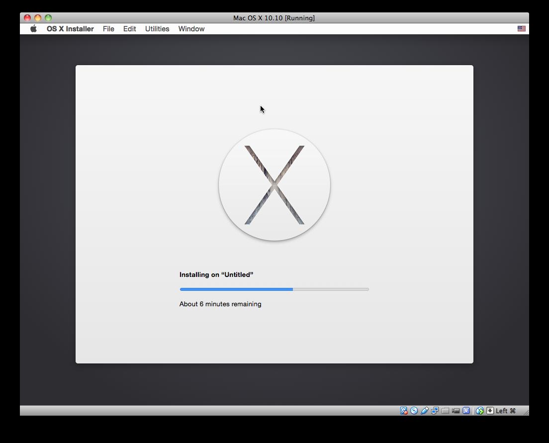 As life plays along …: Installing Yosemite in VirtualBox