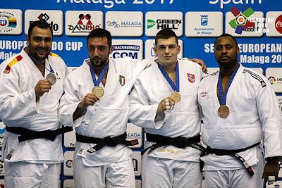 Copa Europa Judo Málaga