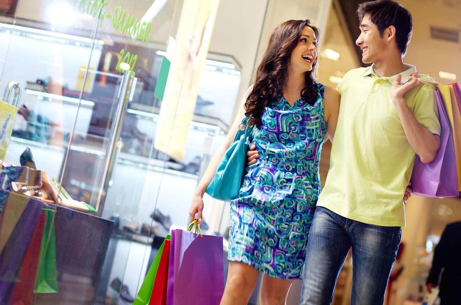 Tiện ích mua sắm chung cư 120 Định Công