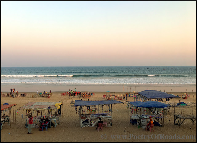 Gopalpur on Sea - Picturesque but not Pristine