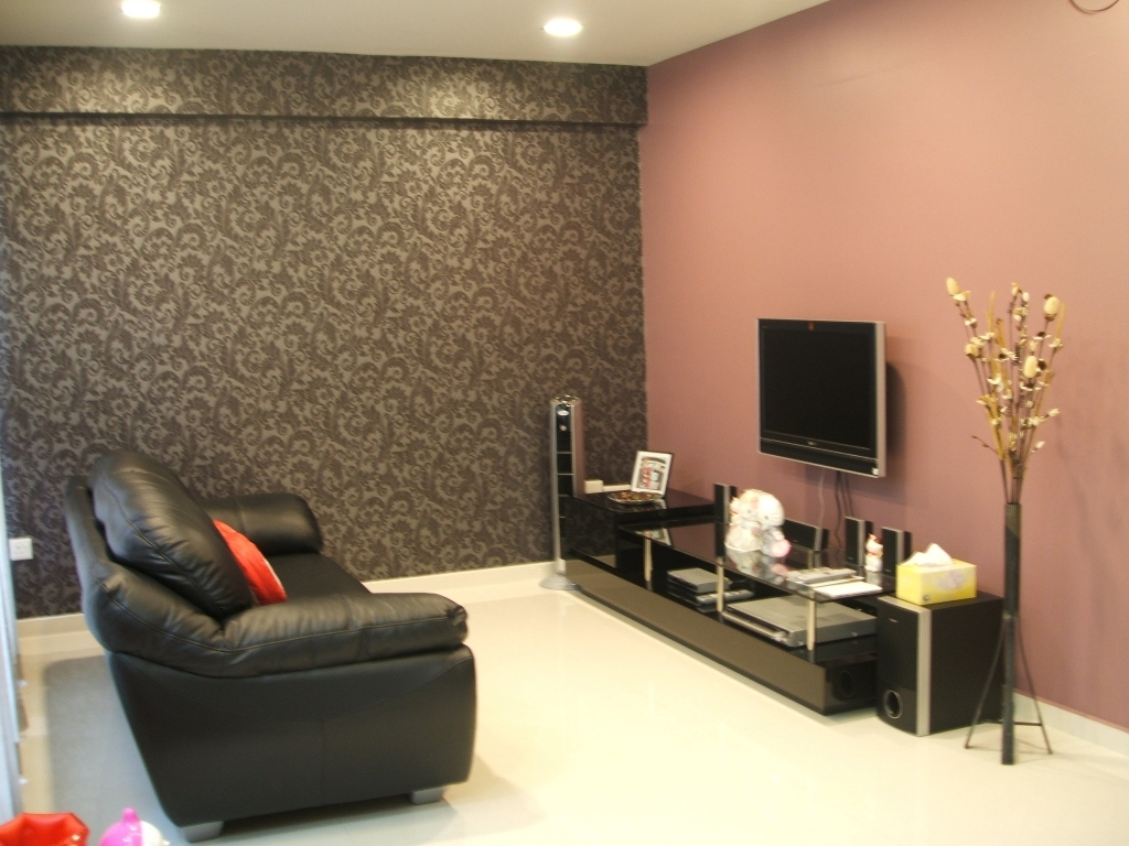 Wall Texture Designs For Living Room By Gharbanavo 9314 053