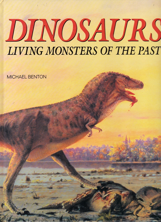 Vintage Dinosaur Art: Dinosaurs - Living Monsters of the Past (Part 1)