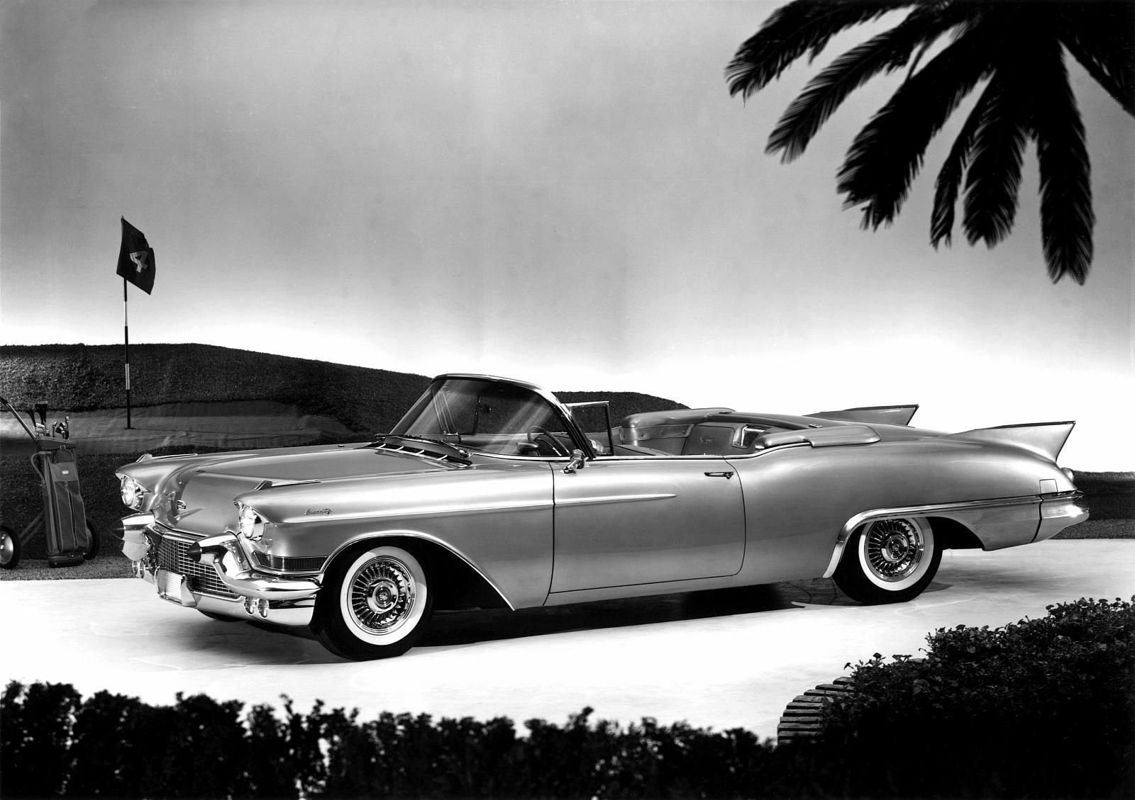 Everything Carz Cadillac Eldorado 50 Years Of Sheer