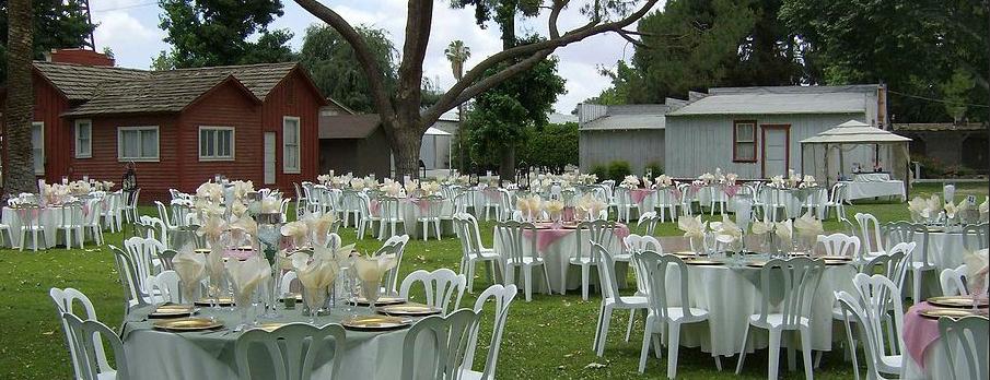 Kern County Museum Wedding Venue