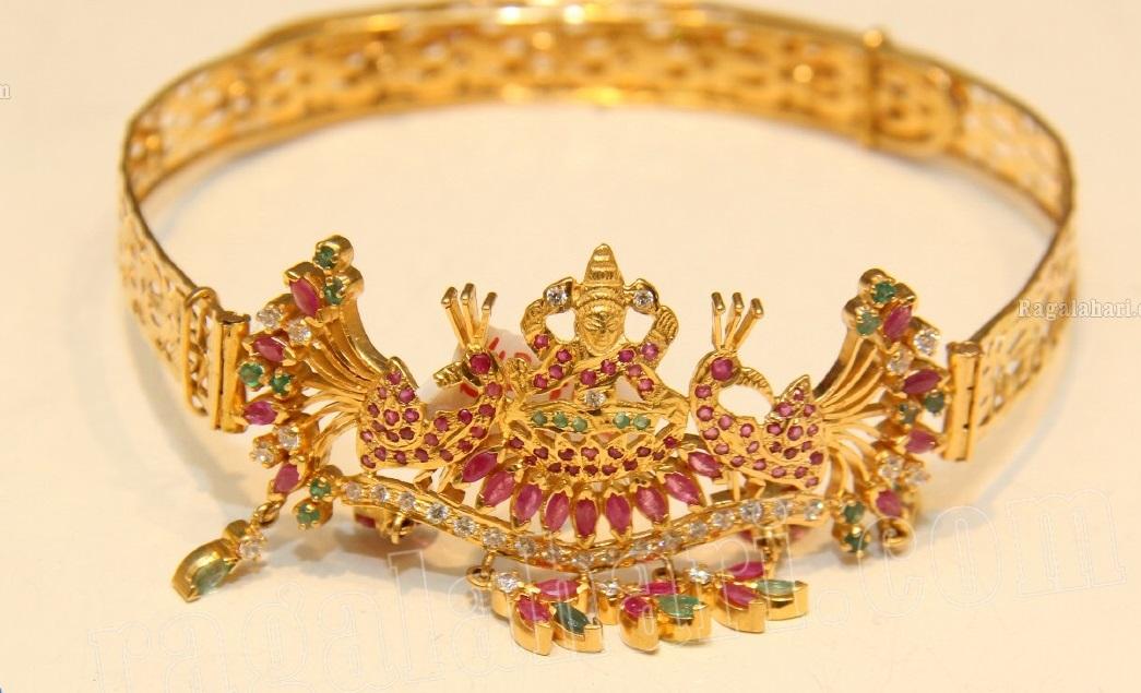 Lakshmi Vanki Jewellery Designs