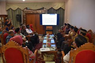 Bupati Faida Berkomitmen Kawal Usulan Gelar Pahlawan  Nasional KH Achmad Siddiq