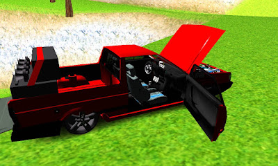 VW Saveiro Quadrada AP Turbo para GTA San Andreas, GTA SA, Gta san