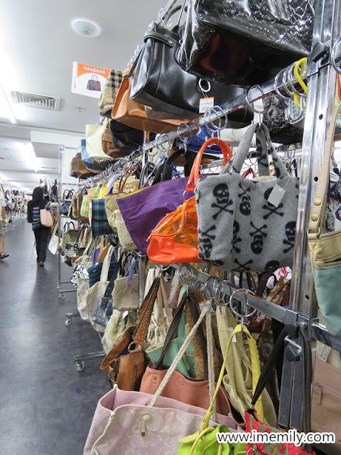 Preloved Items @ Jalan Jalan Japan