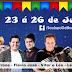 São João de Senhor do Bonfim divulga principais atrações para 2016