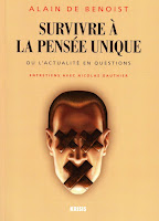 pensée unique, Alain de Benoist