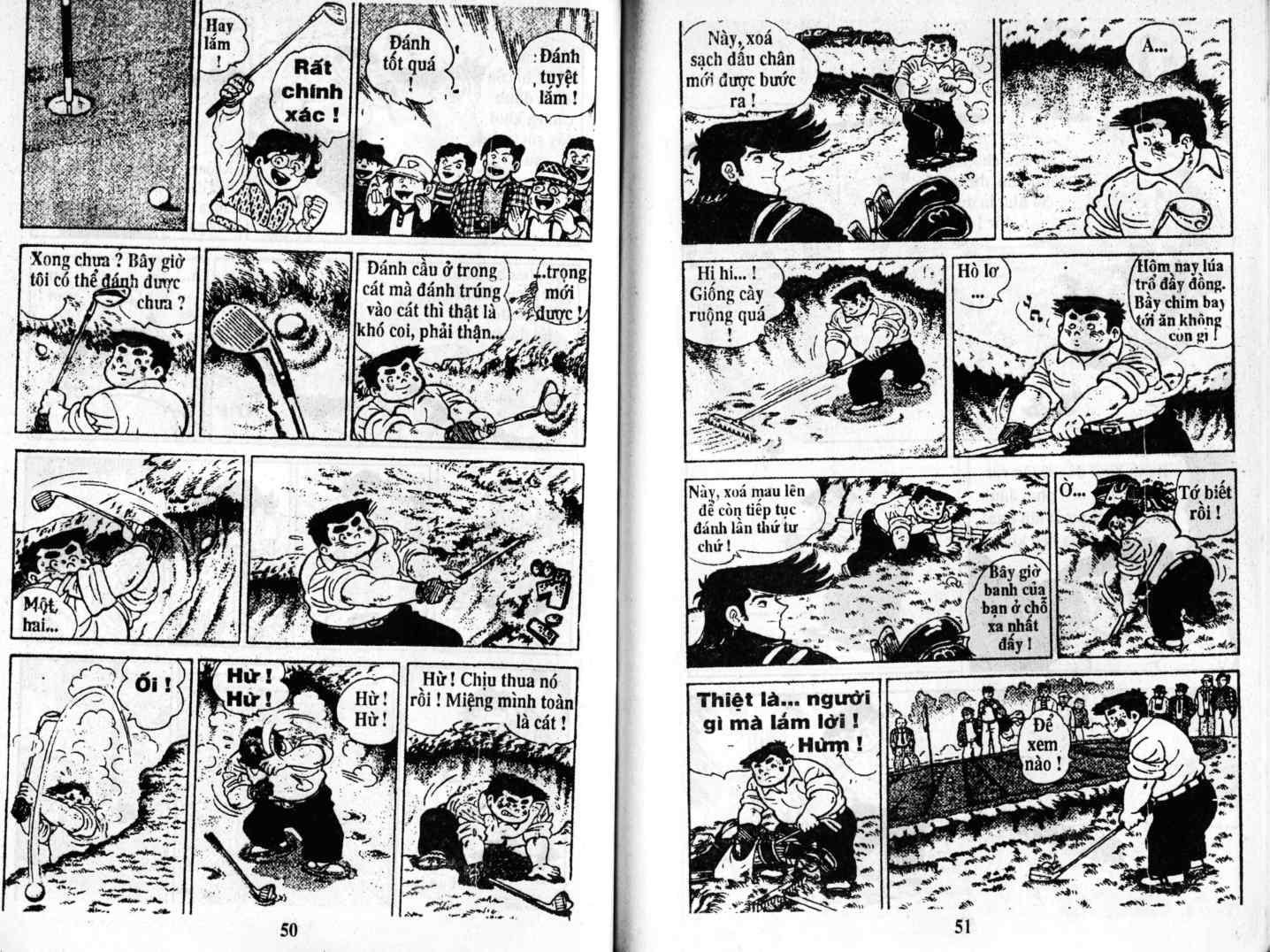 Ashita Tenki ni Naare chapter 3 trang 24