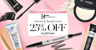 The IT Cosmetics Friends & Family Event is Here!