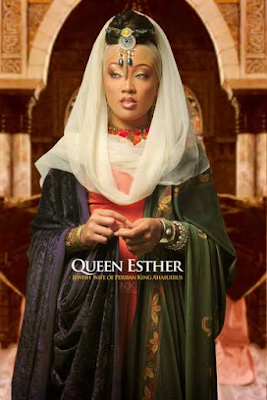 queen Esther Black Biblical characters