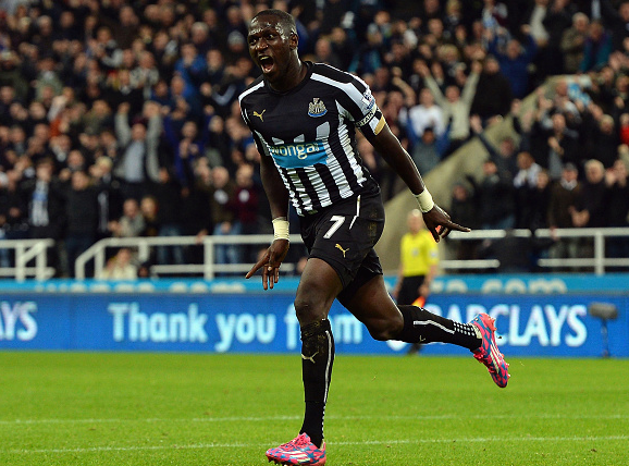 Chelsea and Arsenal to fight for Newcastle United midfielder Moussa Sissoko