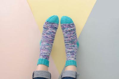 diy tricoter ses chaussettes