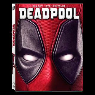 Deadpool (2016) dvd