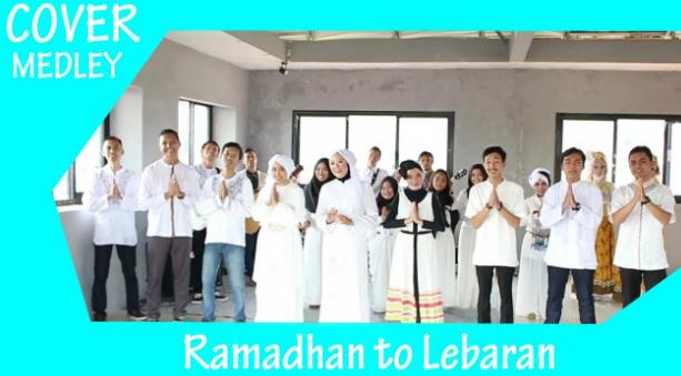 Lagu Lebaran Mp3, Album Religi, Lagu Religi, 2018,Download Lagu Ramadhan To Lebaran Mp3 (Medley) Red Creative Production