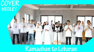 Lagu Lebaran Mp3, Album Religi, Lagu Religi, 2018,Download Lagu Ramadhan To Lebaran Mp3 (Medley) Red Creative Production