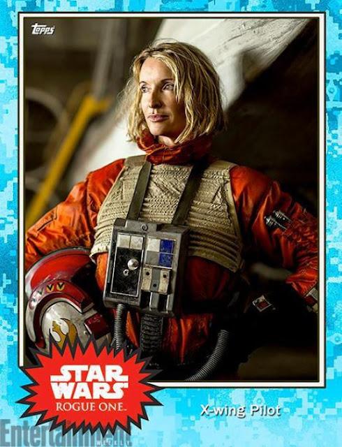 Бунтар-Один. Зоряні війни: Історія Пілоти Ікс-Вінга