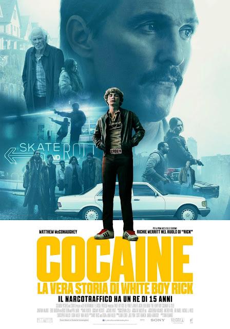 Cocaine: La Vera Storia Di White Boy Rick poster