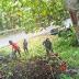 Koramil Kota Ternate Peduli Lingkungan di Taman Afo Marikurubu