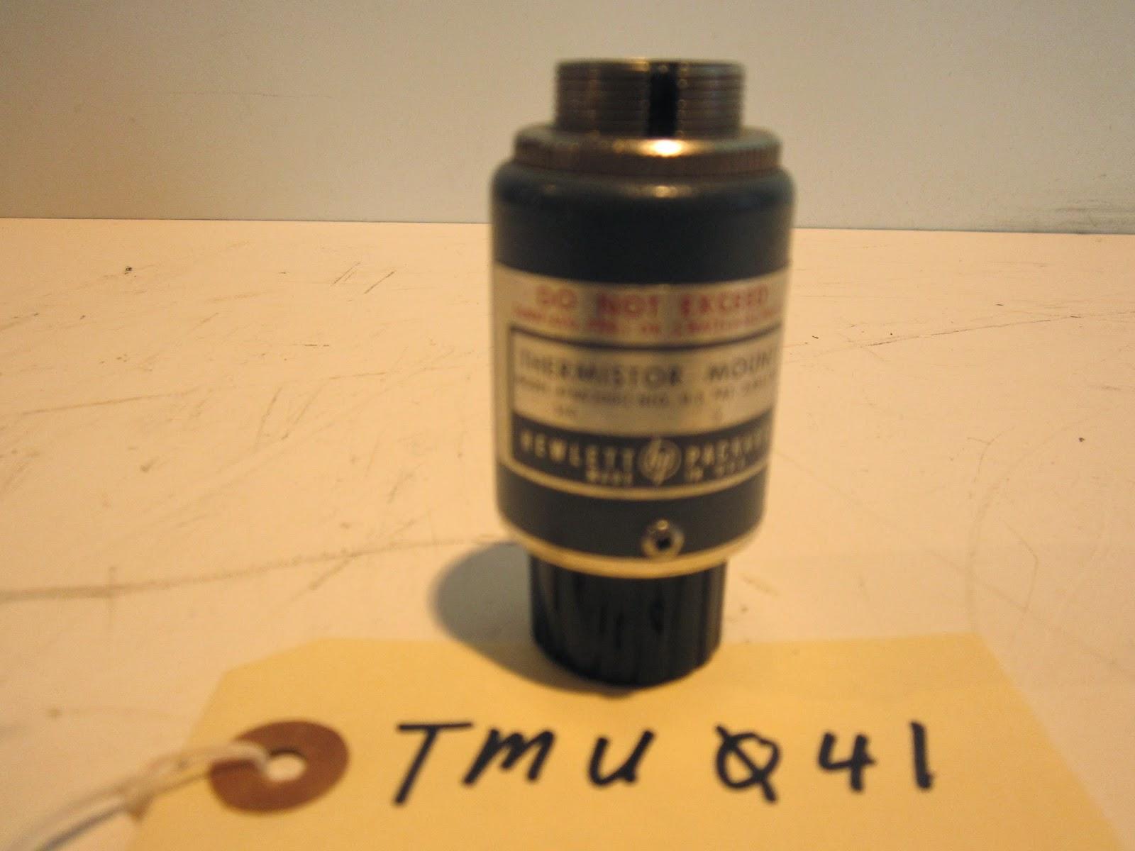 HP 478A Thermistor Mount (TMU041) - Panatron, Inc