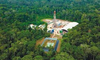 petróleo en loreto