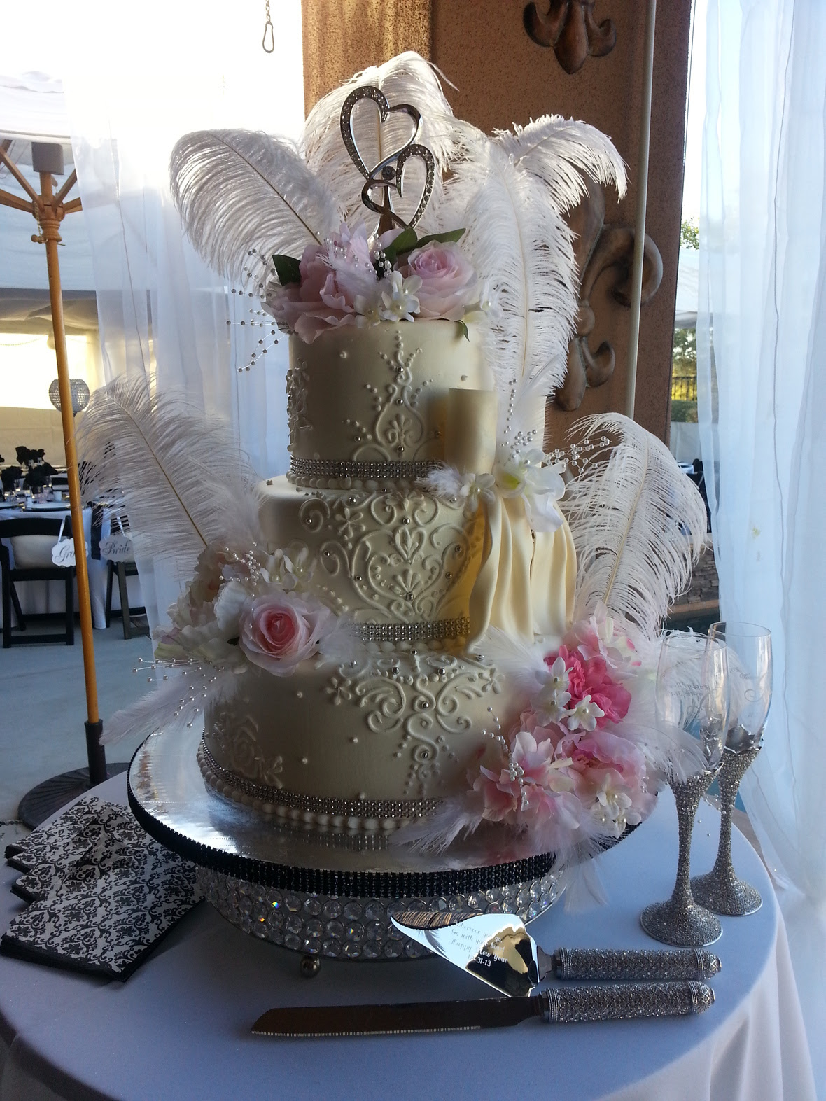 Bamboo Bakery 602 246 8061 Feb 7th 2019 Wedding Expo