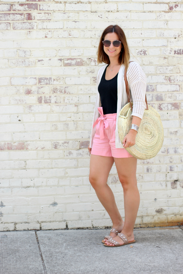 style on a budget, nc blogger, casual style, how to style a cardigan, mom style