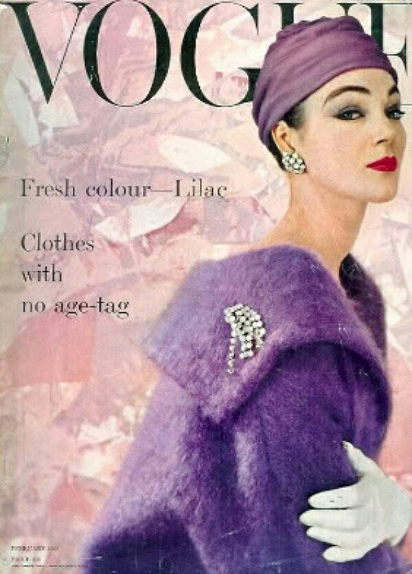 Vogue Vintage Cover Magazines My Style By Kartia