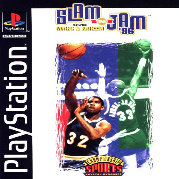 Slam n Jam 96 - PS1 - ISOs Download