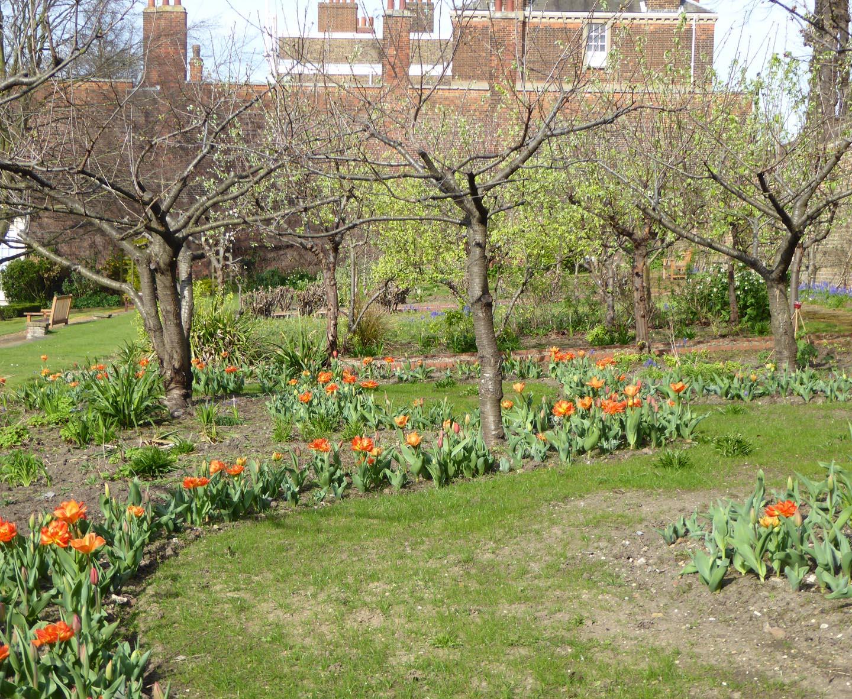 Greenjottings Chatham Dockyard 39 S Secret Garden