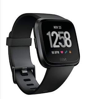 The new Fitbit smartwatch