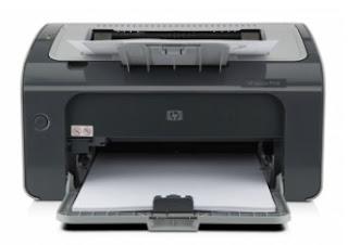 HP LaserJet Pro P1106 Télécharger Pilote