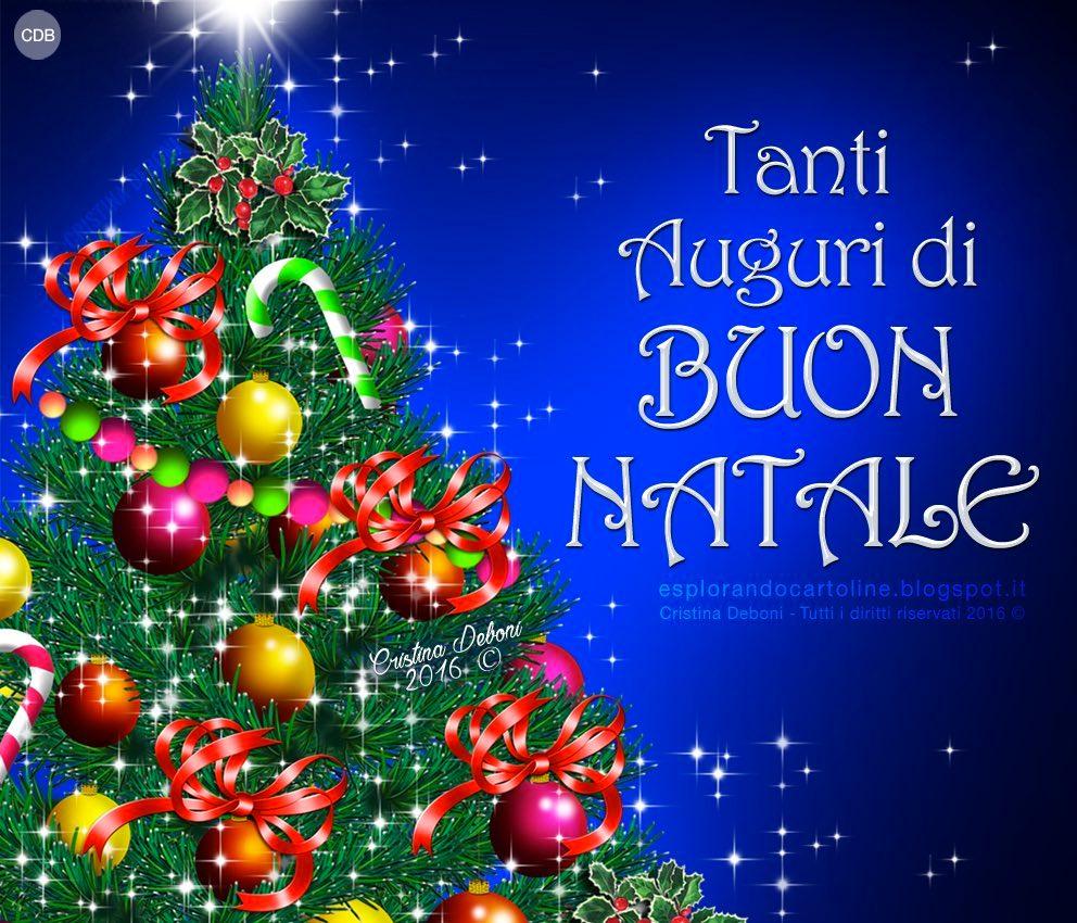 Foto Con Auguri Di Buon Natale.Cdb Cartoline Per Tutti I Gusti Cartolina Tanti Auguri Di
