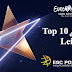 [VÍDEO] ESC2019: Conheça o TOP10 dos leitores do ESCPORTUGAL