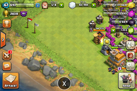 Xmodgame coc download